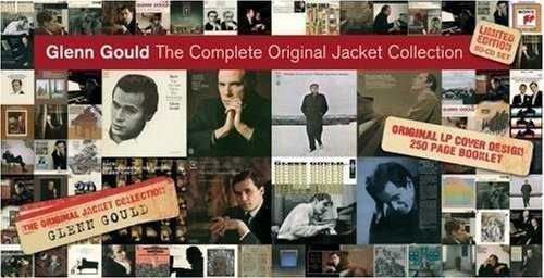 Glenn Gould: The Complete Original Jacket Collection (80 CD box set, APE)