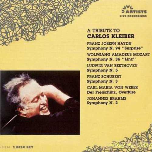 A Tribute to Carlos Kleiber (2 CD, APE)