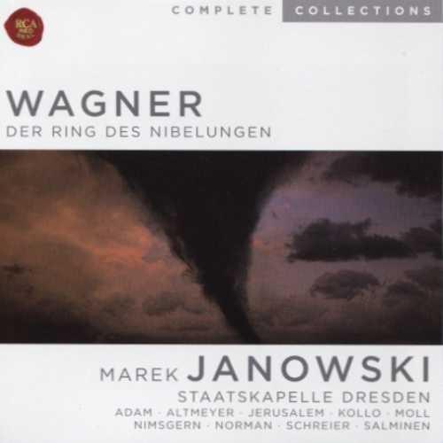 Janowski: Wagner: Der Ring des Nibelungen (14 CD box set, FLAC)