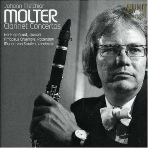 Molter: Clarinet Concertos (FLAC)