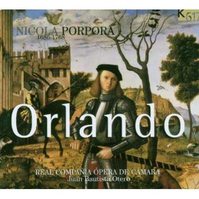 Nicola Porpora - Orlando (2 CD, APE)