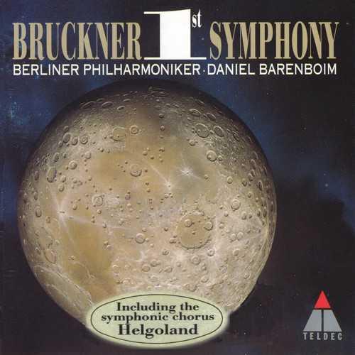 Barenboim: Bruckner Symphonies (9 CD, FLAC)