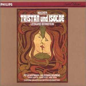 Bernstein: Wagner - Tristan und Isolde (3 CD, FLAC)