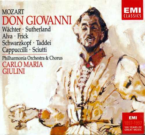 Giulini: Mozart - Don Giovanni (3 CD, FLAC)