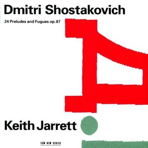 Jarrett: Shostakovich - 24 Preludes & Fugues op. 87 (2 CD, FLAC)