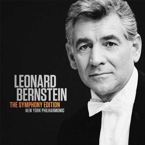 Leonard Bernstein: The Symphony Edition (60 CD box set, FLAC)