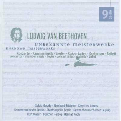 Beethoven - Unknown Masterworks (9 CD box set, FLAC)