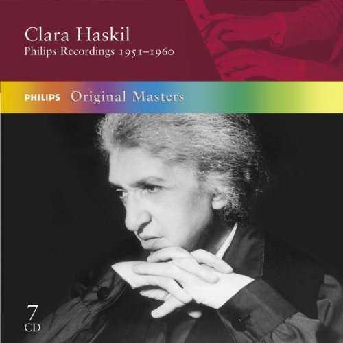 Clara Haskil - Philips Recordings 1951-1960 (7 CD box set, APE)
