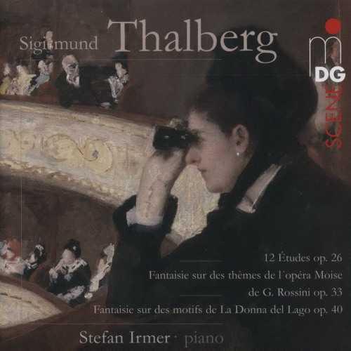 Irmer: Thalberg - Piano Music (FLAC)