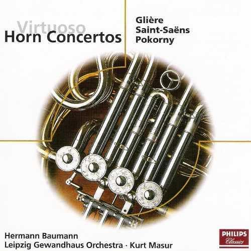 Baumann: Virtuoso Horn Concertos (FLAC)
