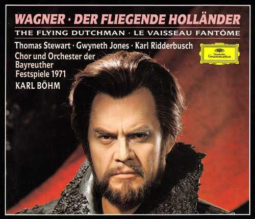 Bohm: Wagner - Der Fliegende Hollander (2 CD, FLAC)