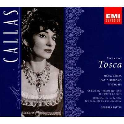 Pretre: Puccini - Tosca (2 CD, APE)