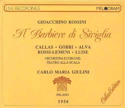 Giulini: Rossini - Il Barbiere Di Siviglia (2 CD, FLAC)