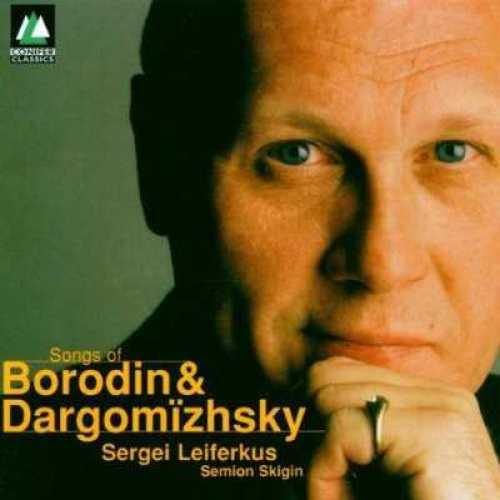Leiferkus: Songs of Borodin and Dargomizhsky (APE)