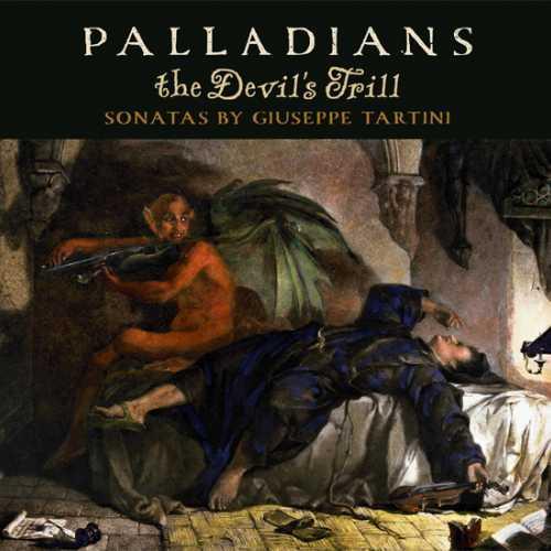 Palladians: Tartini - The Devil's Trill (88kHz / 24bit, FLAC)