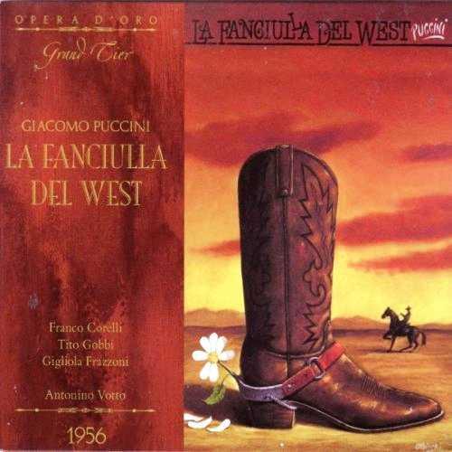 Votto: Puccini - La Fanciulla del West (2 CD, FLAC)