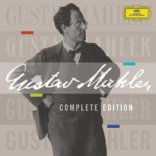 Gustav Mahler: Complete Edition (18 CD box set, APE)