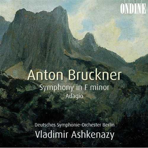 Ashkenazy: Bruckner - Symphony in F Minor, Adagio (FLAC)