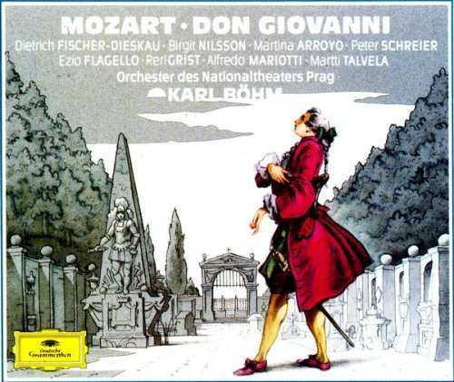 Bohm: Mozart - Don Giovanni (3 CD, FLAC)