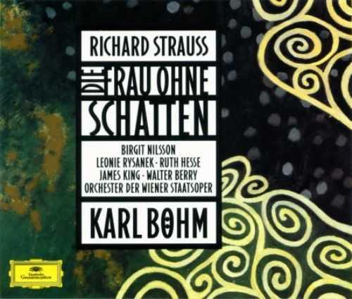 Böhm: Strauss - Die Frau ohne Schatten (3 CD, FLAC)