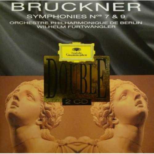 Furtwangler: Bruckner - Symphony no.7, 9 (2 CD, FLAC)