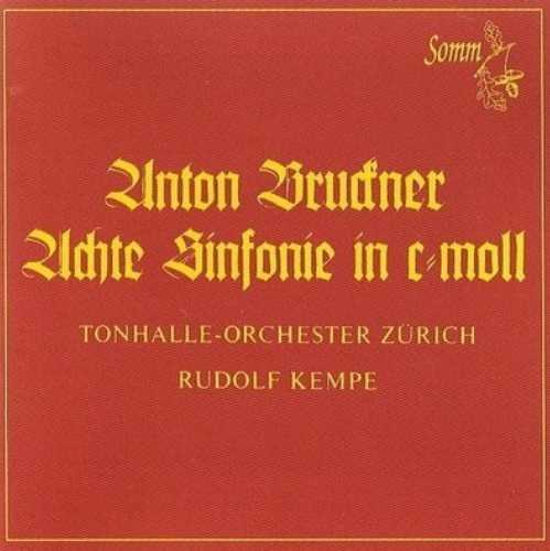 Kempe: Bruckner - Symphony no.8 (2 CD, APE)
