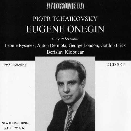Klobucar: Tchaikovsky - Eugene Onegin, 1955 (2 CD, FLAC)