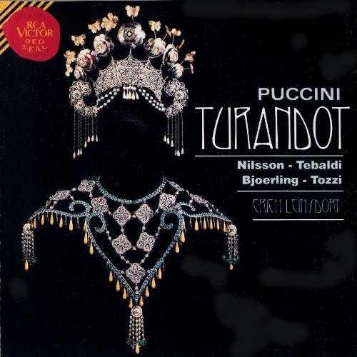 Leinsdorf: Puccini - Turandot (2 CD, APE)
