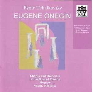 Nebolsin: Tchaikovsky - Eugene Onegin, 1936 (2 CD, FLAC)