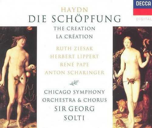 Solti: Haydn - Die Schöpfung (2 CD, APE)