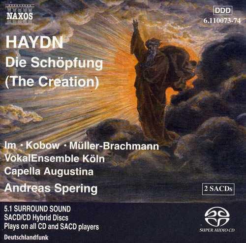 Spering: Haydn - Die Schöpfung (2 CD, FLAC)