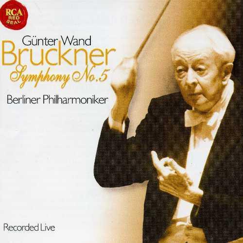 Wand: Bruckner - Symphony no.5 (FLAC)