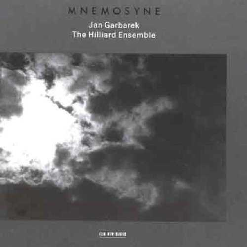 The Hilliard Ensemble: Garbarek - Mnemosyne (2 CD, APE)