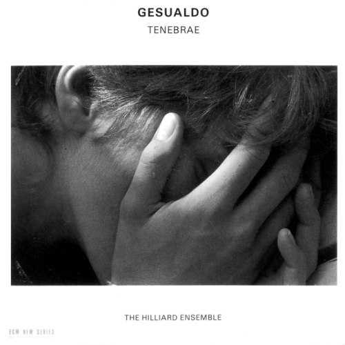 The Hilliard Ensemble: Gesualdo - Tenebrae (2 CD, APE)