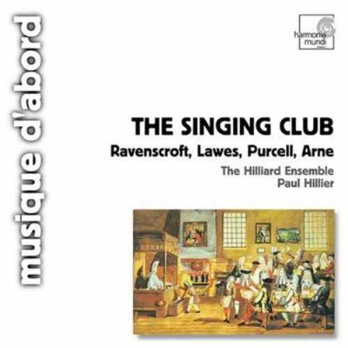 The Hilliard Ensemble: The Singing Club (APE)