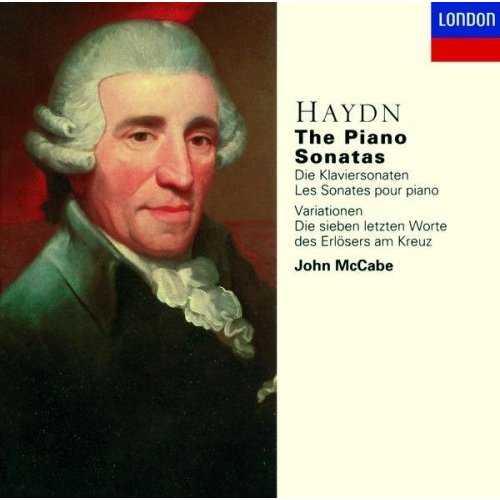 McCabe: Haydn - The Complete Piano Sonatas (12 CD box set, APE)