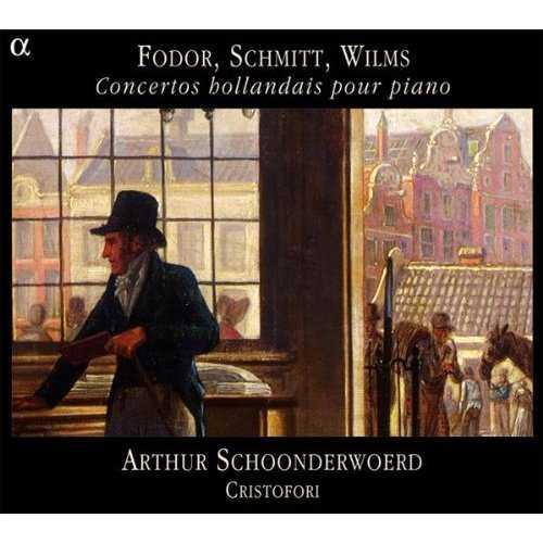 Schoonderwoerd: Fodor, Schmitt, Wilms - Concertos hollandais pour piano (FLAC)