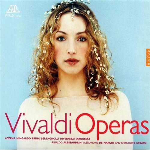 The Vivaldi Edition: Vivaldi Operas