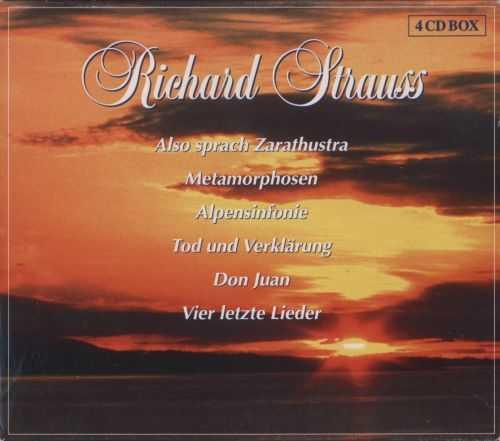 Waart, Haenchen: Richard Strauss (4 CD, FLAC)