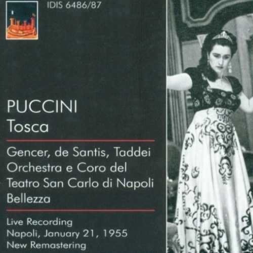Bellezza: Puccini - Tosca (2 CD, FLAC)