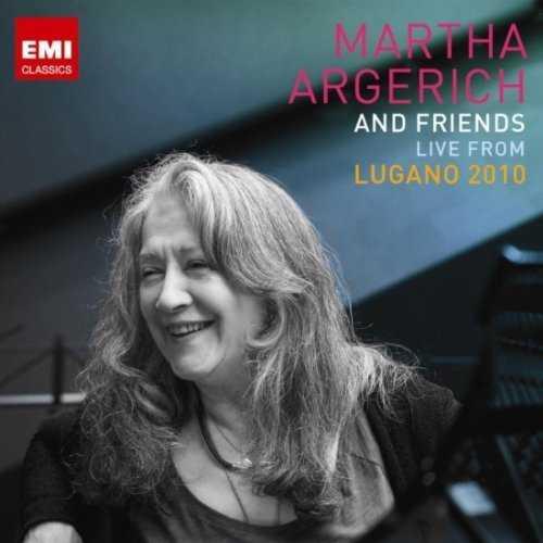 Martha Argerich and Friends (3 CD, FLAC)
