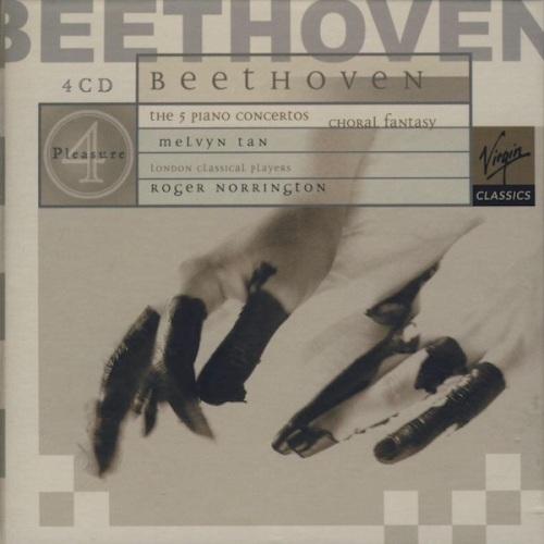 Norrington, Tan: Beethoven - The 5 Piano Concertos (4 CD box set, FLAC)