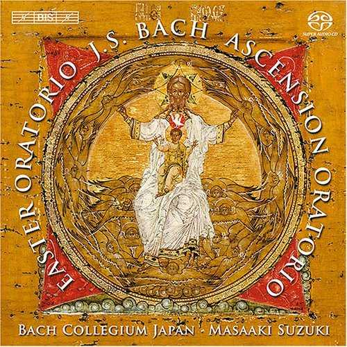 Suzuki: Bach - Eeaster Oratoria, Ascination Oratoria (APE)