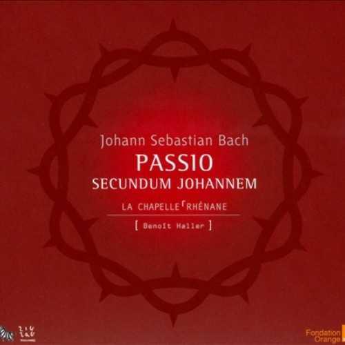 Haller: Bach - Passio Secundum Johannem (2 CD, FLAC)
