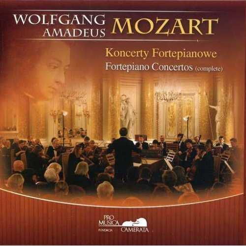 Karolak: Mozart - Complete Fortepiano Concertos (11 CD box set, FLAC)