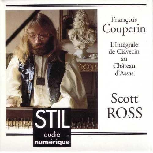 Ross: Couperin - L'Integrale de Clavecin au Chateau d'Assas (12 CD box set, FLAC)