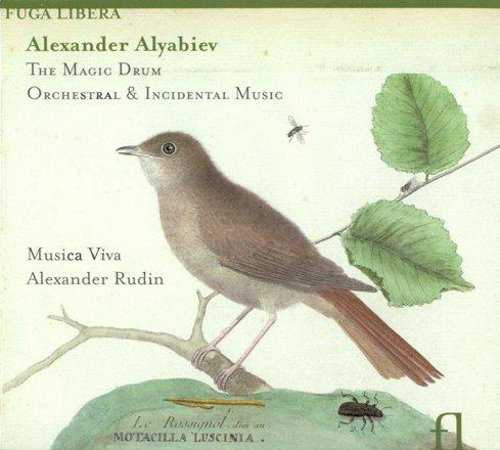 Alyabiev - Orchestral and Incidental Music (FLAC)