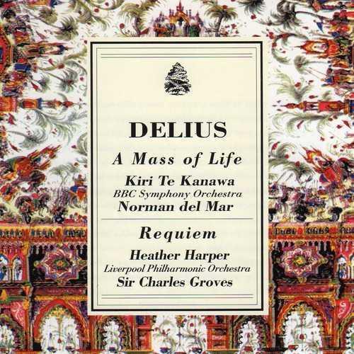Delius - Mass of Life, Requiem (2 CD, FLAC)