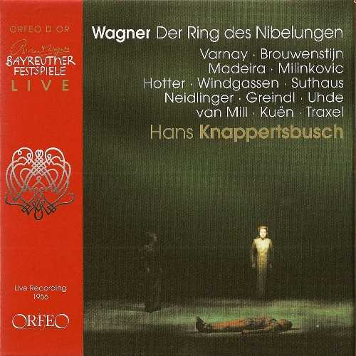 Knappertsbusch: Wagner - Der Ring des Nibelungen, 1956 (13 CD box set, APE)