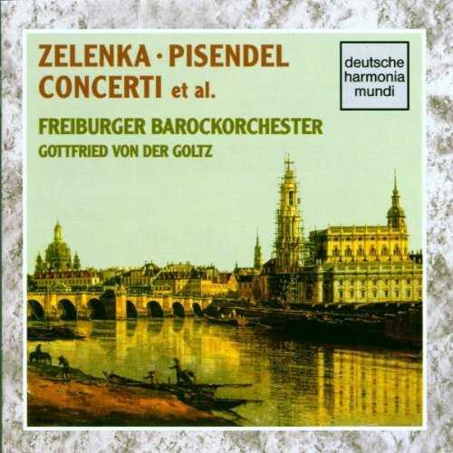 Zelenka, Pisendel - Concerti (APE)